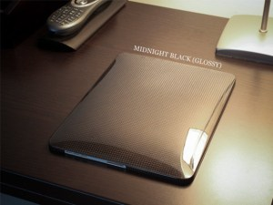 monCarbone HoverCoat carbon fiber iPad case