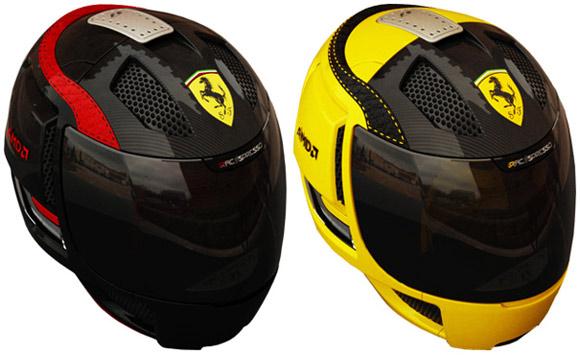 Ferrari and Nespresso concept coffee machine
