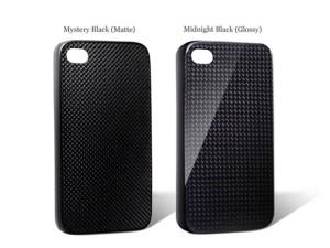 monCarbone Hovercoat carbon fiber iPhone 4 case