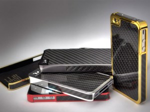 Ion StealthPredator Carbon Fiber iPhone 4 Cases