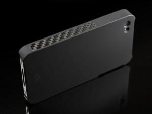 Ion StealthBlack Carbon Fiber iPhone 4 Case