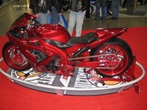 Red carbon fiber theme