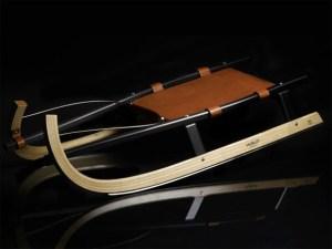 Hublot carbon fiber sledge sled