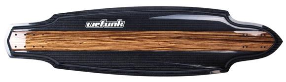 wefunk carbon fiber Roadmaster skateboard