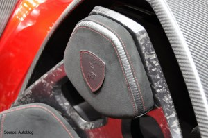 Forged Composite Carbonskin Lamborghini Aventador J