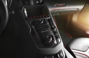 Lamborghini Aventador Mansory Carbonado Edition interior