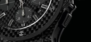 All Carbon Fiber Watch from Hublot