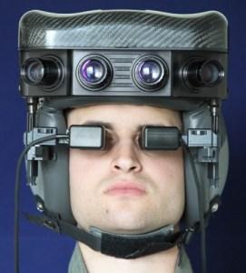 SA Photonics Night Vision system