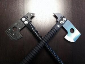 Carbo carbon fiber axe