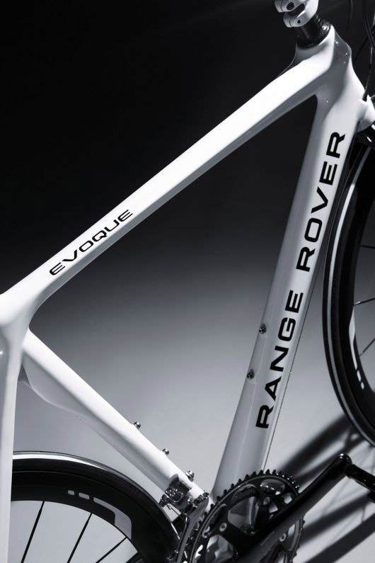Range Rover Evoque Carbon Fiber Bike
