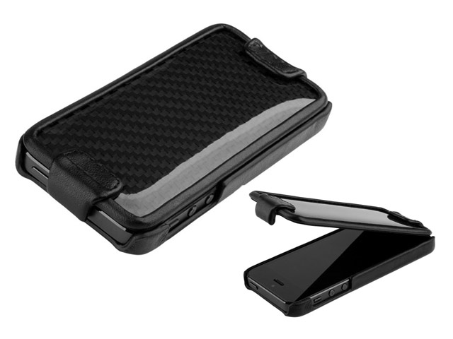 Ion Carbon Shield iPhone 5 Case