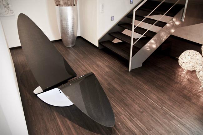 fiber furniture. Marea Carbon Fiber Lounge Chair By Jules Sturgess Furniture