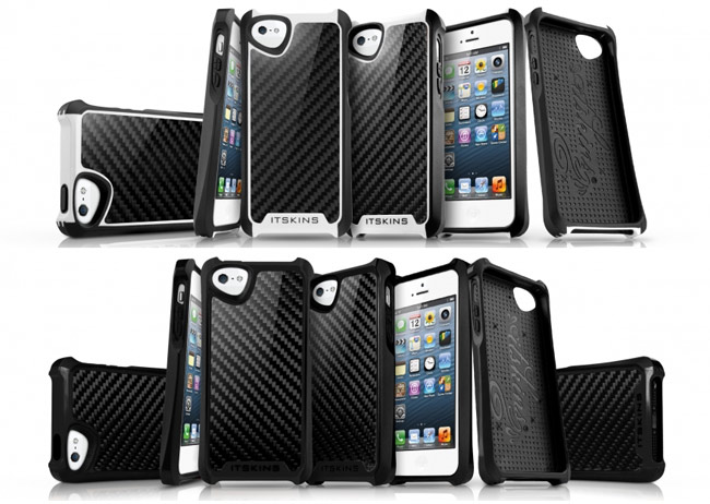 Fusion Carbon Core carbon fiber iPhone 5 case