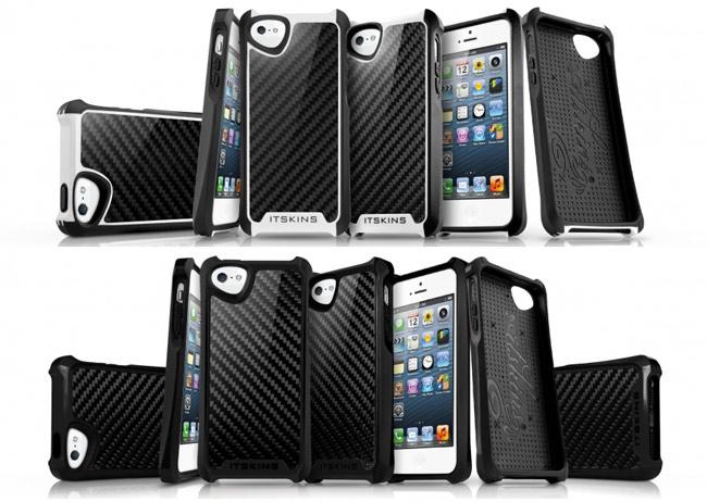 Fusion Carbon Core carbon fiber iPhone 5 case