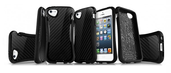 Sesto Elemento Carbon Fiber iPhone 5 Case