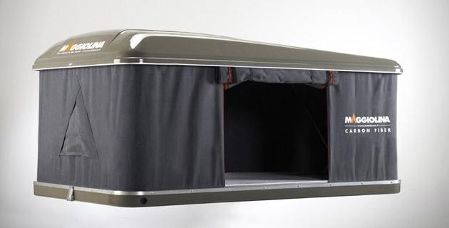 Maggioline carbon fiber roof tent