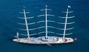 Maltese Falcon sailing yacht