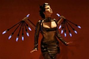 Cybertek carbon fiber wings