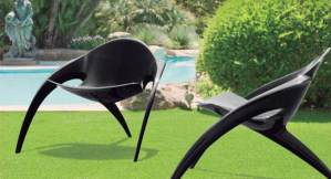 light rest carbon fiber chair 3