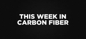 This Week in Carbon Fiber