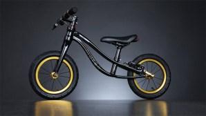 MORES Petitpierre carbon fiber running bike
