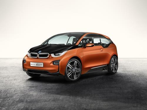 BMW i3 Prototype