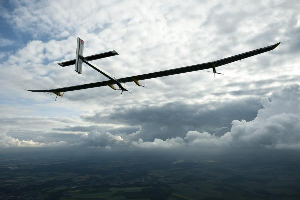 Solar Impulse set for U.S. coast-to-coast flight
