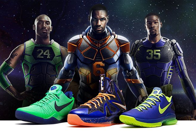 Nike Elite 2 Superhero Collection