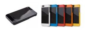 Ion StealthRanger carbon fiber case for iPhone 5