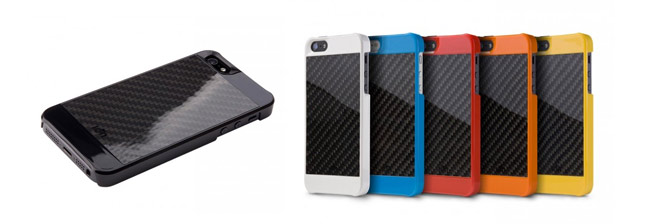 Ion StealthRanger carbon fiber case for iPhone 5