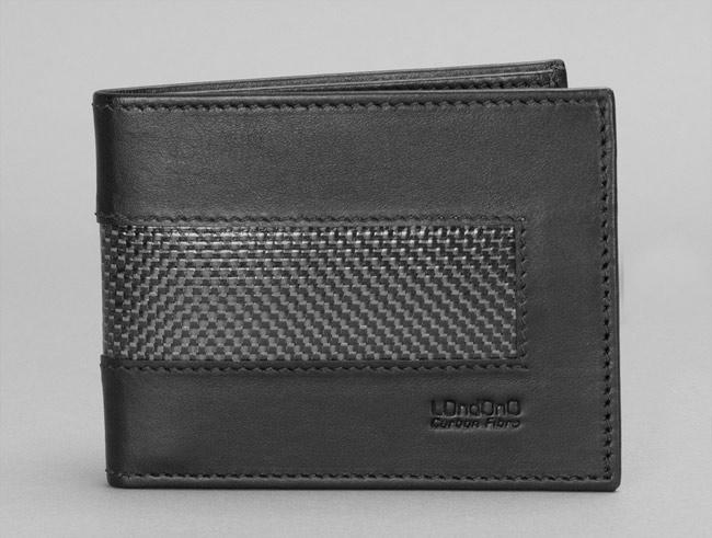 Londono carbon fiber sports wallet