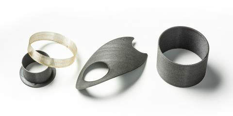 Carbon fiber for 3-D printing
