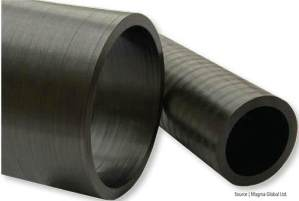 Carbon fiber trademarked m-pipe