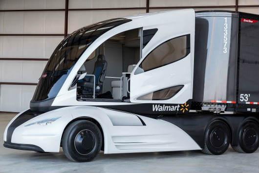 carbon fiber walmart truck