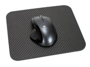 Real Carbon Fiber Mousepad