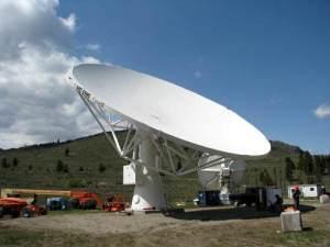 composite radio telescope