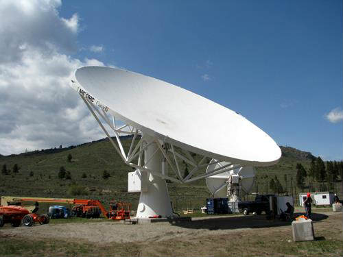 composite radio telescope