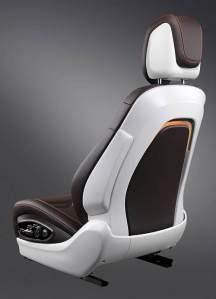 Car seat concept