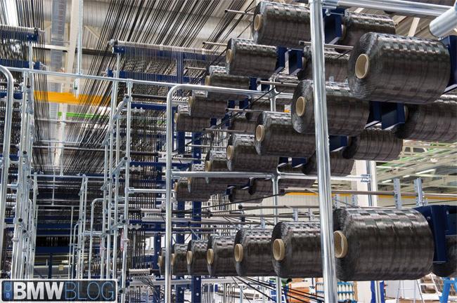 Carbon Fiber Filled Factory