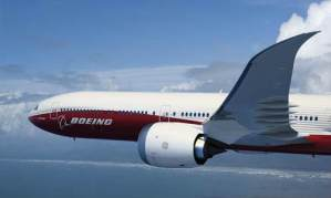 Boeing 777X composite wings