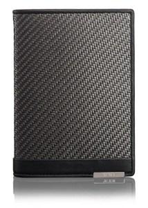 Tumi CFX carbon fiber passport holder