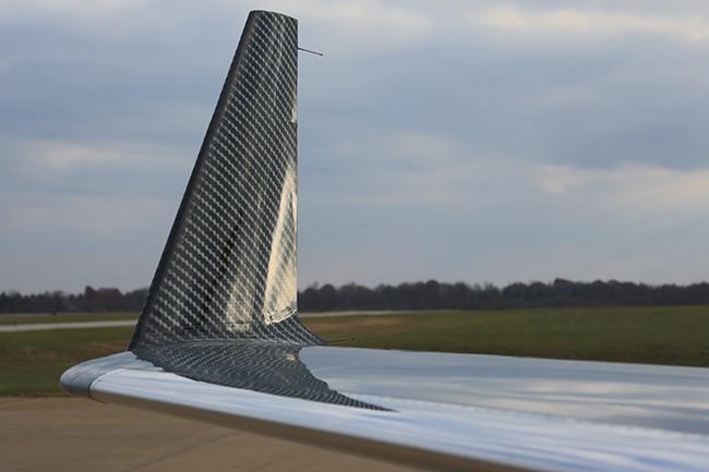 Carbon Fiber Winglet