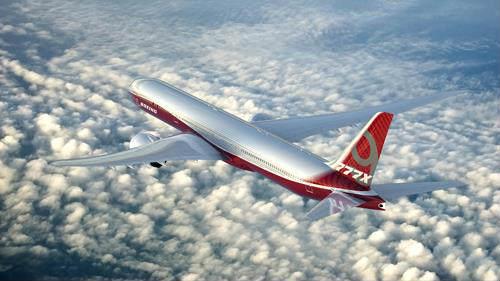 777X Wing
