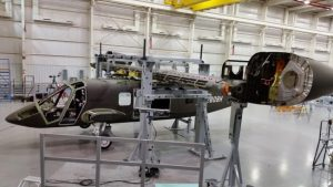Bell Helicopter successfully mates composite wing and fuselage on V-280 Valor tiltrotor
