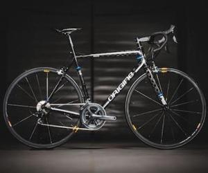 Origine Bicycles uses lightweight frame reinforced by TeXtreme