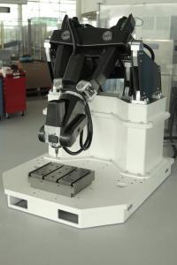AMRC develops composite robotic machine tool