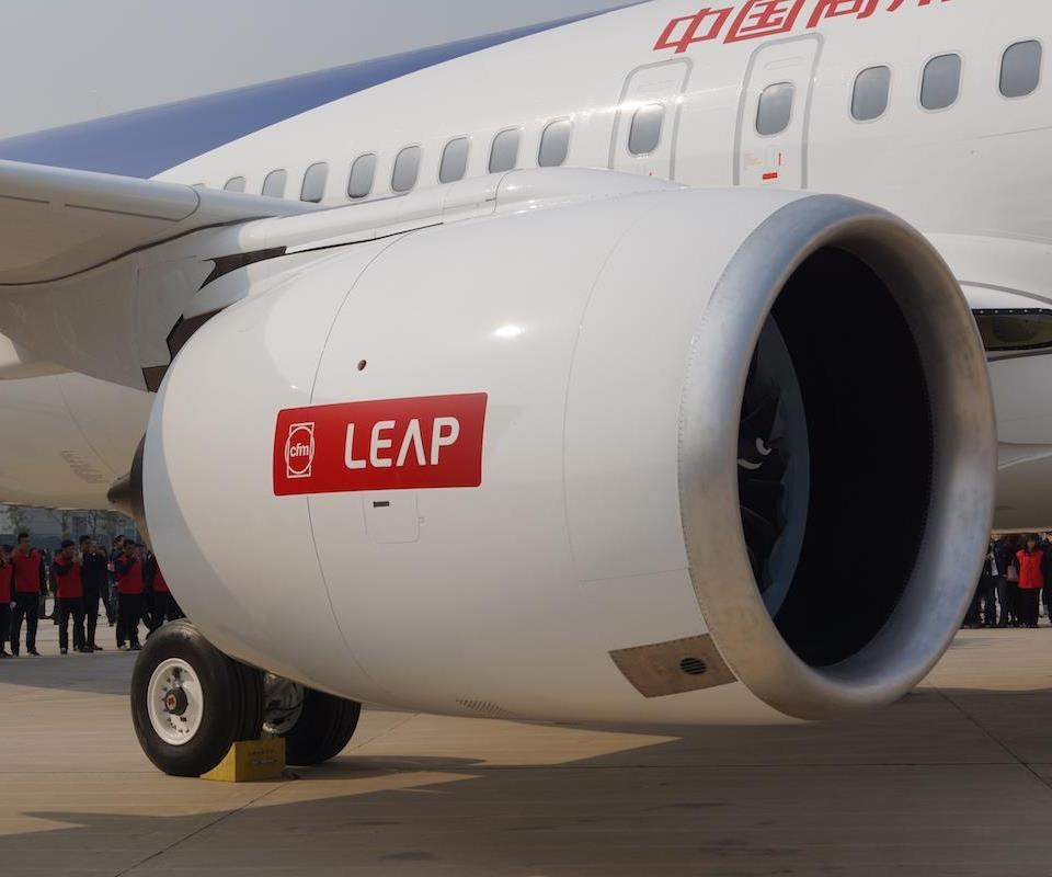 CFM LEAP-1C receives FAA, EASA certification