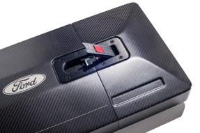 Ford GT carbon fiber kit box up close