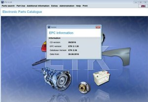 Newest BMW software ICOM ISTAD 40121 ISTAP 3594004