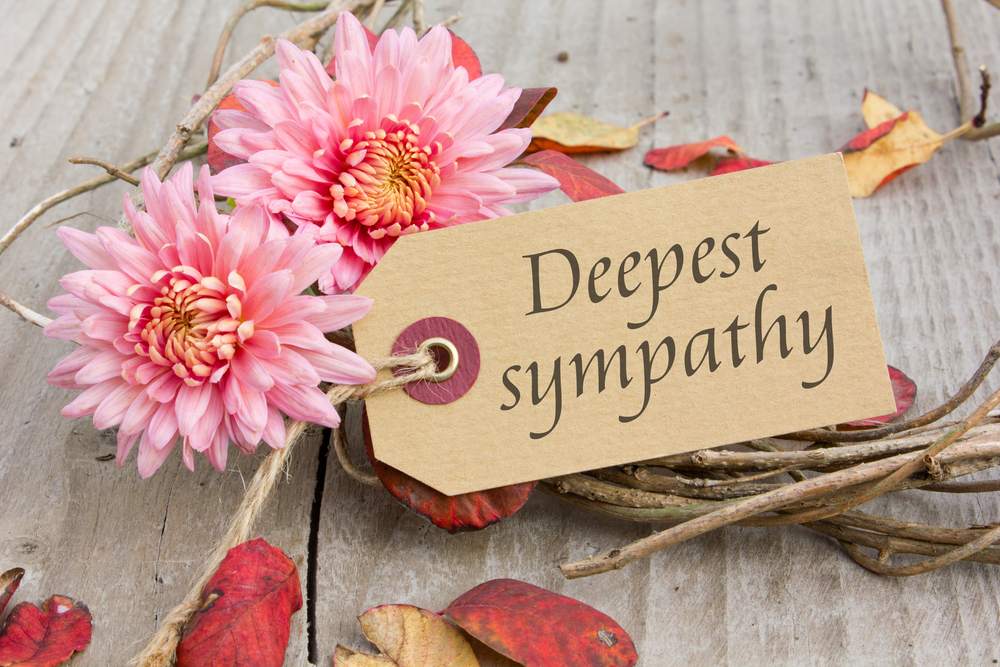 How To Send And Receive Sympathy Cards Graciously
